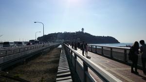 江島神社 弁天橋 (2)