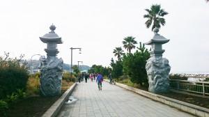 江島神社 弁天橋 (1)