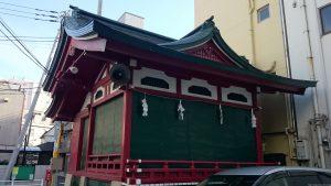 大森鷲神社 神楽殿