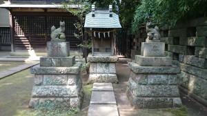 和泉熊野神社 稲荷神社