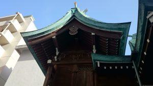 大森鷲神社 本殿