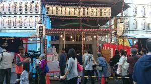寳田恵比寿神社 日本橋べったら市(2)
