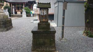 高田氷川神社 神明神社