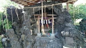 南大井水神社