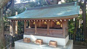 六郷神社 氷川神社・天祖神社・三柱神社
