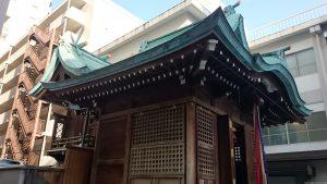 大森鷲神社 社殿