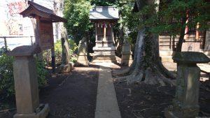 豊玉氷川神社 三峯神社