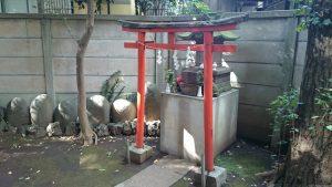 高円寺氷川神社 稲荷神社 (2)