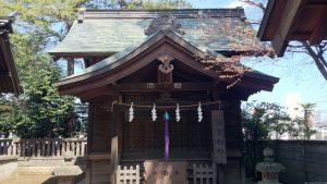 豊玉氷川神社 須賀神社