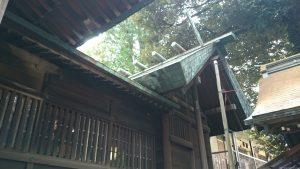 大原稲荷神社 本殿