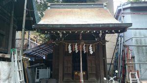 大原稲荷神社 大鳥神社
