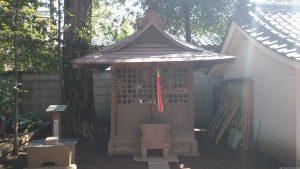 豊玉氷川神社 稲荷神社