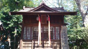 豊玉氷川神社 北野天満神社