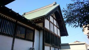 江北氷川神社 本殿 (2)