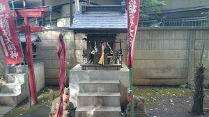 高円寺氷川神社 伏見稲荷神社
