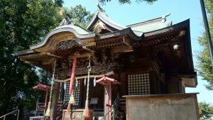 高井戸西第六天神社