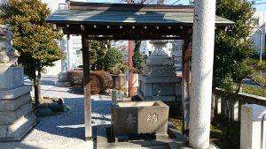 紀州神社 手水舎