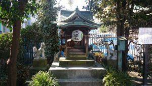 玉姫稲荷神社 八神殿