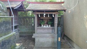 宮前春日神社 三峯神社