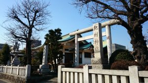 紀州神社 社頭全景
