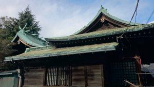玉姫稲荷神社 本殿
