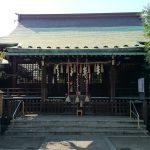 新宿下落合氷川神社