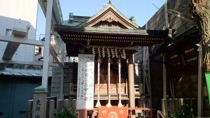 巣鴨猿田彦大神庚申堂 本堂 (2)