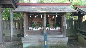 宮前春日神社 第六天神社・豊國稲荷神社