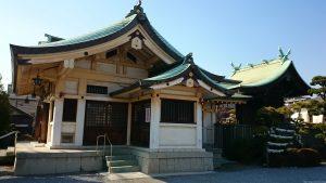 紀州神社 社殿全景