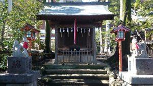 杵築大社 稲荷神社