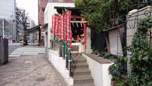 麹町太田姫稲荷神社 (2)