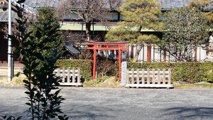 杵築大社 松平稲荷神社
