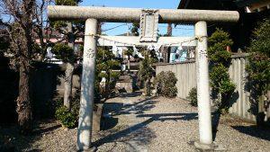 紀州神社 境内社鳥居