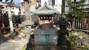 台東区今戸熱田神社 境内社 (2)