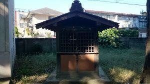 下丸子六所神社 稲荷神社 (1)