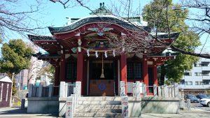 木場洲﨑神社