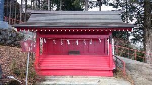 武蔵御嶽神社 三柱社