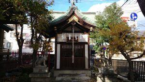 台東区今戸熱田神社 境内社 (1)