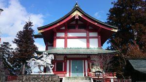武蔵御嶽神社 宝物殿