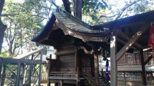 小山八幡神社 稲荷神社 (2)