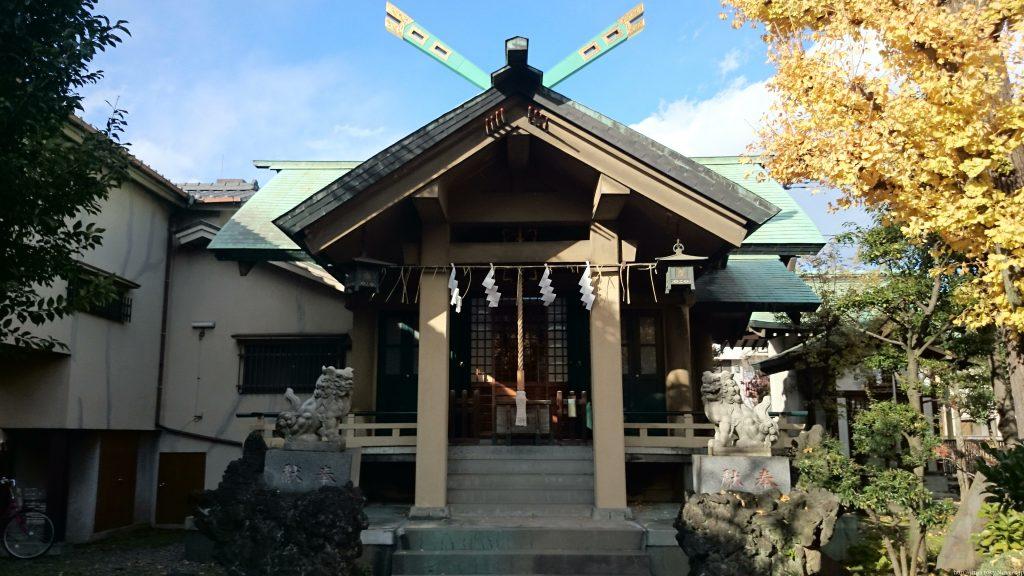 台東区今戸熱田神社