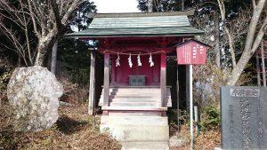武蔵御嶽神社 稲荷社