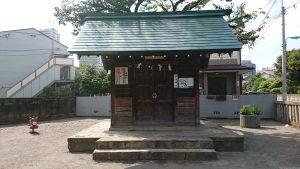 下丸子諏訪神社 (2)