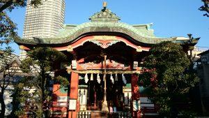 押上高木神社