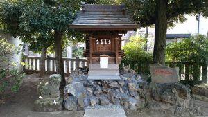 綾瀬稲荷神社 三峯神社