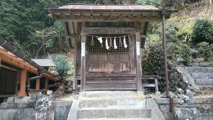 武蔵御嶽神社 滝本駅小祠 (2)