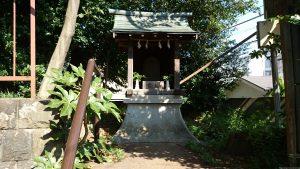 久我山稲荷神社 庚申塔