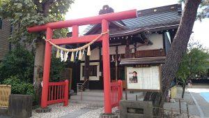 阿佐ヶ谷猿田彦神社 社殿