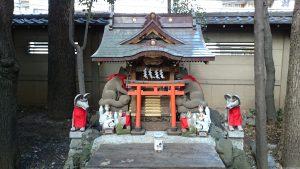 大塚天祖神社 稲荷社