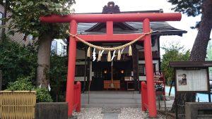 阿佐ヶ谷猿田彦神社
